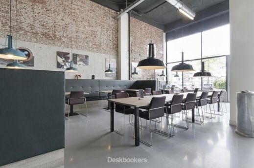 Despacho Atmospheric Office Spaces in Liverpool