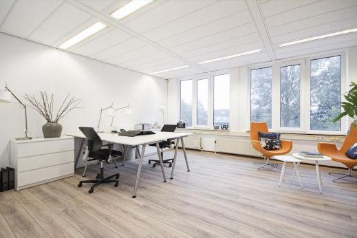 Flexplek Coworking Spaces Capacity in London