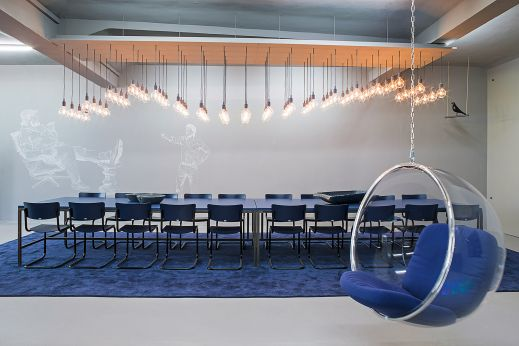 Function Room Meeting- and Flexspaces in Delft