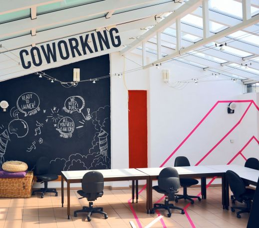 Co-Working Spaces Brussel