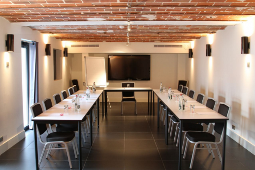 Salle de séminaire Event Space with Amenities in Manchester