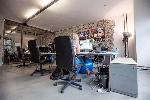 Office space Turin