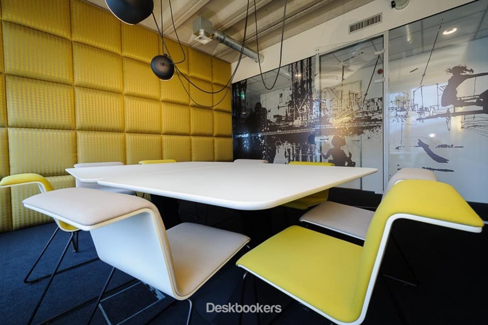 Zapp Office Rotterdam Deskbookers