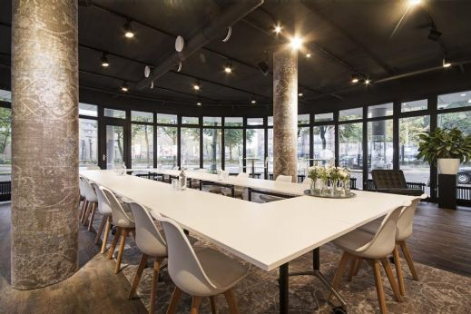 Aula Event Space with Amenities in Manchester