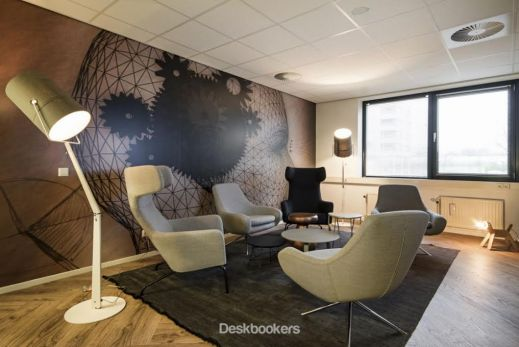 Coachruimte Consultation Rooms with Amenities in Liverpool